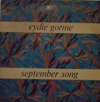EYDIE GORME - September Song ~ VINYL LP