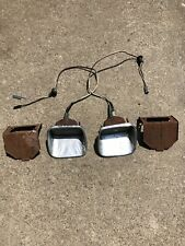 1967 Mercury Comet Caliente Front Turn Signal Lights. L/H R/H