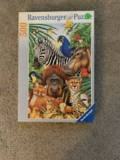 Ravensburger Puzzle 500 Pieces Animal Kingdom