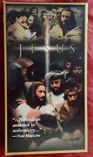 Jesus VHS Video Tape Movie Brian Deacon