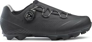 Northwave Magma XC Rock MTB Shoes Black (2020) | Winter Cycling Shoes | Size 46