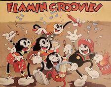 "1969 orig EPIC 1st BN 26487 FLAMIN GROOVIES: ""Supersnazz"" ROY LONEY Cyril Jordan"