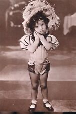 SHIRLEY TEMPLE  POST CARD   X4662