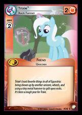 3x Trixie, Rock Farmer - 35 - My Little Pony Equestrian Odysseys MLP CCG