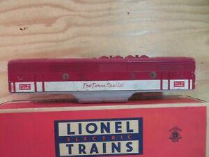 LIONEL TRAIN 2245C POSTWAR F3 B THE TEXAS SPECIAL ENGINE SHELL FRAME UNIT PARTS