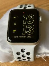 Apple Watch Nike+ 42mm Space Grey Aluminium Case with Anthracite Gray .