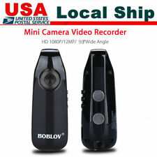 12MP Action Camera Mini Motorcycle Recorder 1080P HD Clip Recorde Pen Video Pic