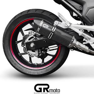Exhaust for Honda NC750 X / S & NC700 X / S 12 - 21 GRmoto Muffler Carbon