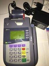Omni 3300 VeriFone Credit Card Processor with Power Supply