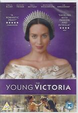 YOUNG VICTORIA DVD Emily Blunt Paul Bettany Original Brand New Sealed UK Rele R2