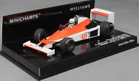 Minichamps Williams Ford FW06 Race of Champions 1979 Giacomo Agostini Ltd Ed 200