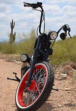 ♤ Sportster TOP FORK BLACK OUT KIT Harley Nightster 48 72 Iron & MORE ♧ JBSporty