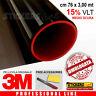 Pellicola Oscuramento Vetri Auto Black Shade 3M™ BS15% omologata cm 76 x 3,00 mt
