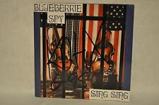 Sing Sing by Blueberry Spy/Blueberrie Spy (CD, Apr-1995, Shimmy Disc)