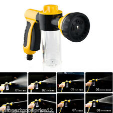 New High Pressure Spray Car Wash Snow Foam Water Gun Car Clean Pipe Washer Kit