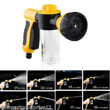 New High Pressure Spray Car Wash Snow Foam Water Gun Car Clean Pipe Washer Kit