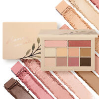 Moonshot Honey Coverlet Eyeshadow Palette 9.5g/10 color shades K-Beauty