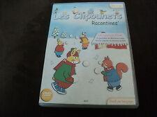 """DVD """"LES CLIPOUNETS - RACONTINES D'HIVER"""" enfants"""