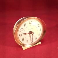 Baby Ben Westclox Wind-Up Alarm Clock Vintage Antique - Metal Ring/Back