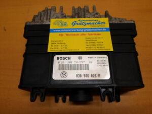 VW Polo 86C Motorsteuergerät 030906026M