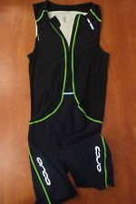 Orca Mens 226 Lite Performance Triathlon Cycling Race Suit Bib Shorts L