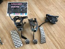 Honda civic type r fn2 2.0 full set sports genuine pedal set pedals complete