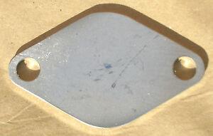EGR VALVE BLANKING PLATE, SEAT TOLEDO 1.2, 1.4, 1.9 & 2.0 TDI OEEGR040