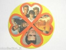 ADESIVO anni '90 /Old Sticker BEVERLY HILLS 90210 - DYLAN BRANDON BRENDA (cm 7)