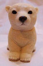 Nanook (Polar Bear) Harmony Ball Pot Belly