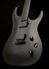 WASHBURN PARALLAXE PXM20EFTBM TRANS BLACK MATTE EMG'S DBZ HARD CASE *DEMO VIDEO*