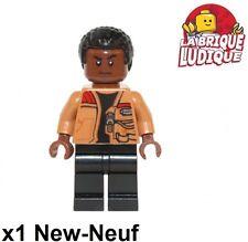 Lego - Figurine Minifig Star Wars Finn sw676 75105 75139 NEUF