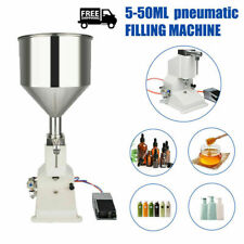 More details for household yogurt shampoo moisture filling machine a02 pneumatic filling machine