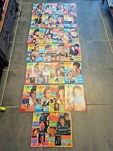 RARE !!! Enorme Lot de 26 Top 50 Magazine !!!