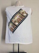 Vtg 1984 Berlin Love Life Concert Sleeveless T-Shirt M/L 80s New Wave Rock Band