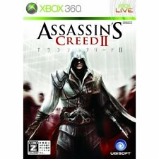 Used Xbox360 Assassin's Creed II Japan Import