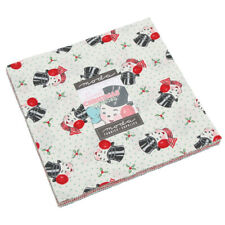 Moda Fabric Sweet Christmas Layer Cake - Patchwork Quilting 10 Inch Squares