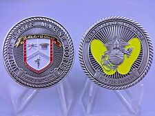 USMC Parris Island Recruit Depot MCRD Challenge Coin Marines Corps are made SC