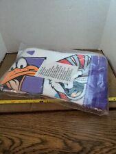Vintage Looney Tunes Blanket Bugs Bunny Daffy Tweety sylvester warner bros 45x60