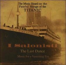 The Last Dance: Music for a Vanishing Era CD  LIKE NEW  #252