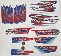 Kit Graphics YAMAHA BANSHEE 350, KIT decals, stickers, GRAPHICS