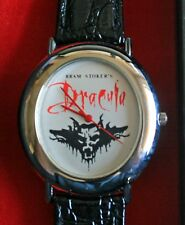 BLOWOUT SALE : DRACULA LIMITED EDITION MOVIE WATCH : ABBELARE 1992 MIB,