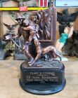 Fireman Rescue Statue Collectable Trophy Award FD