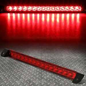 FOR 01-04 PATHFINDER QX4 LED THIRD 3RD TAIL BRAKE LIGHT STOP PARKING LAMP RED