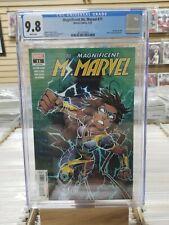 Magnificent Ms. Marvel 11 CGC 9.8