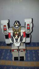 1994 Bandai Mighty Morphin Power Rangers White Tigerzord Robot