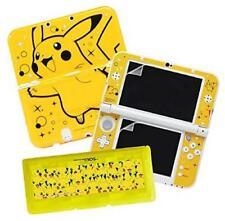 Hori Pikachu Premium Accessory Set Case Cover for New Nintendo 3DS LL XL