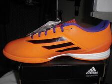 Fußballschuhe F 10 IN   (Indoor) adidas  ,orange ,  Gr. 39 eher 38 ohne Noppen