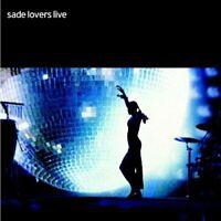Sade - Lovers Live [CD]