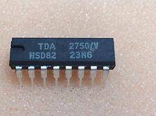 1. PC tda2750v tda2750/v dip16 NOS