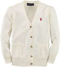 Ralph Lauren Girls' Jumpers and Cardigans 0-24 Months